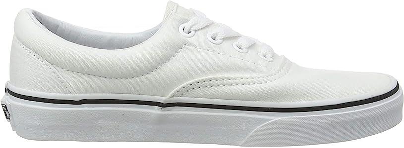 Vans Unisex Era Skate Shoe True White