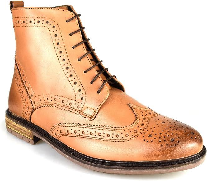 Silver Street Gerrard Oxblood Leather