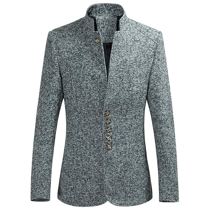 Camicia da Uomo in Stile Casual Boscaiolo Plaid Flanella a Quadri Imbottita  Lavoro di Cotone Cappotto d936fba20ea