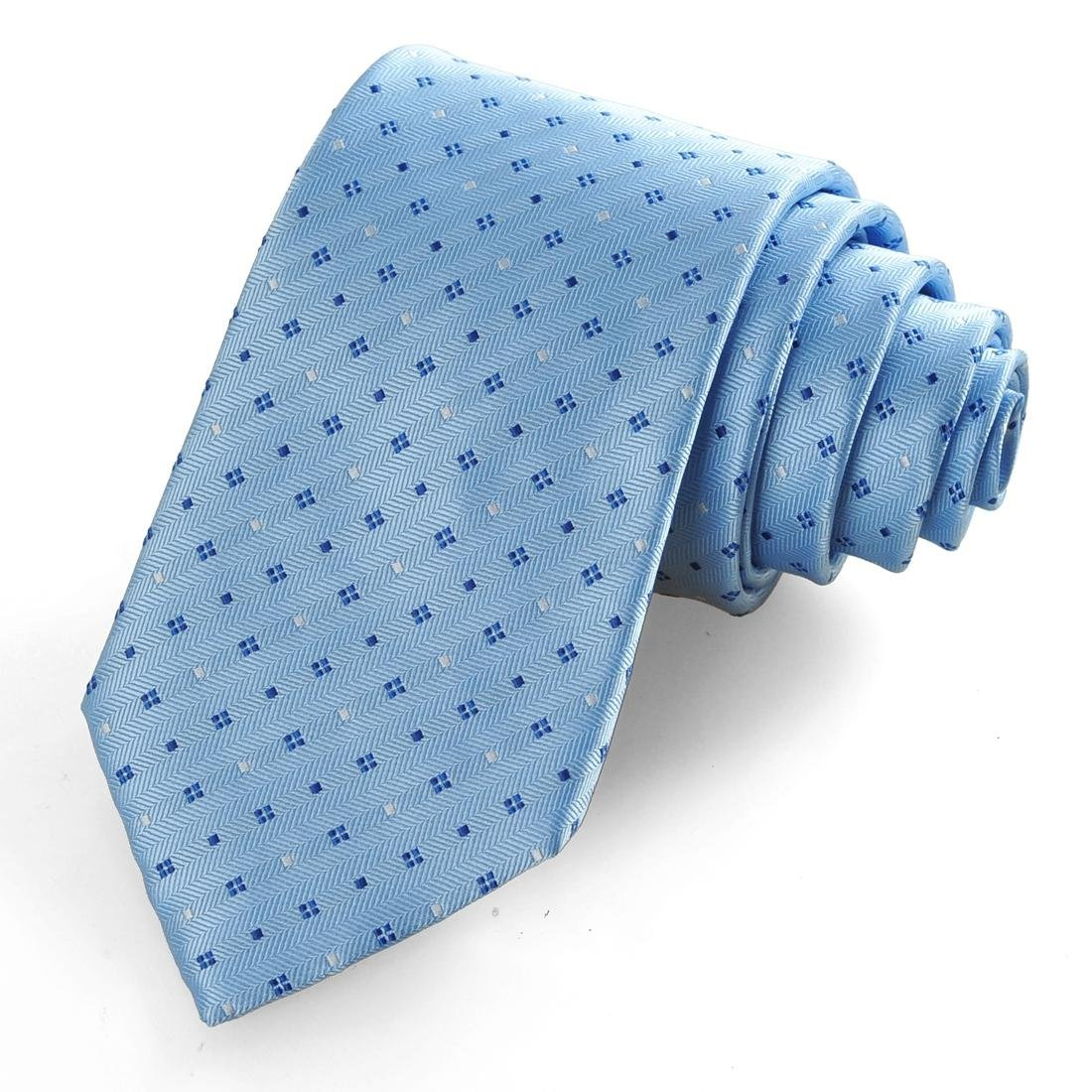 Fat rabbit - Corbata - para hombre azul azul celeste: Amazon.es ...