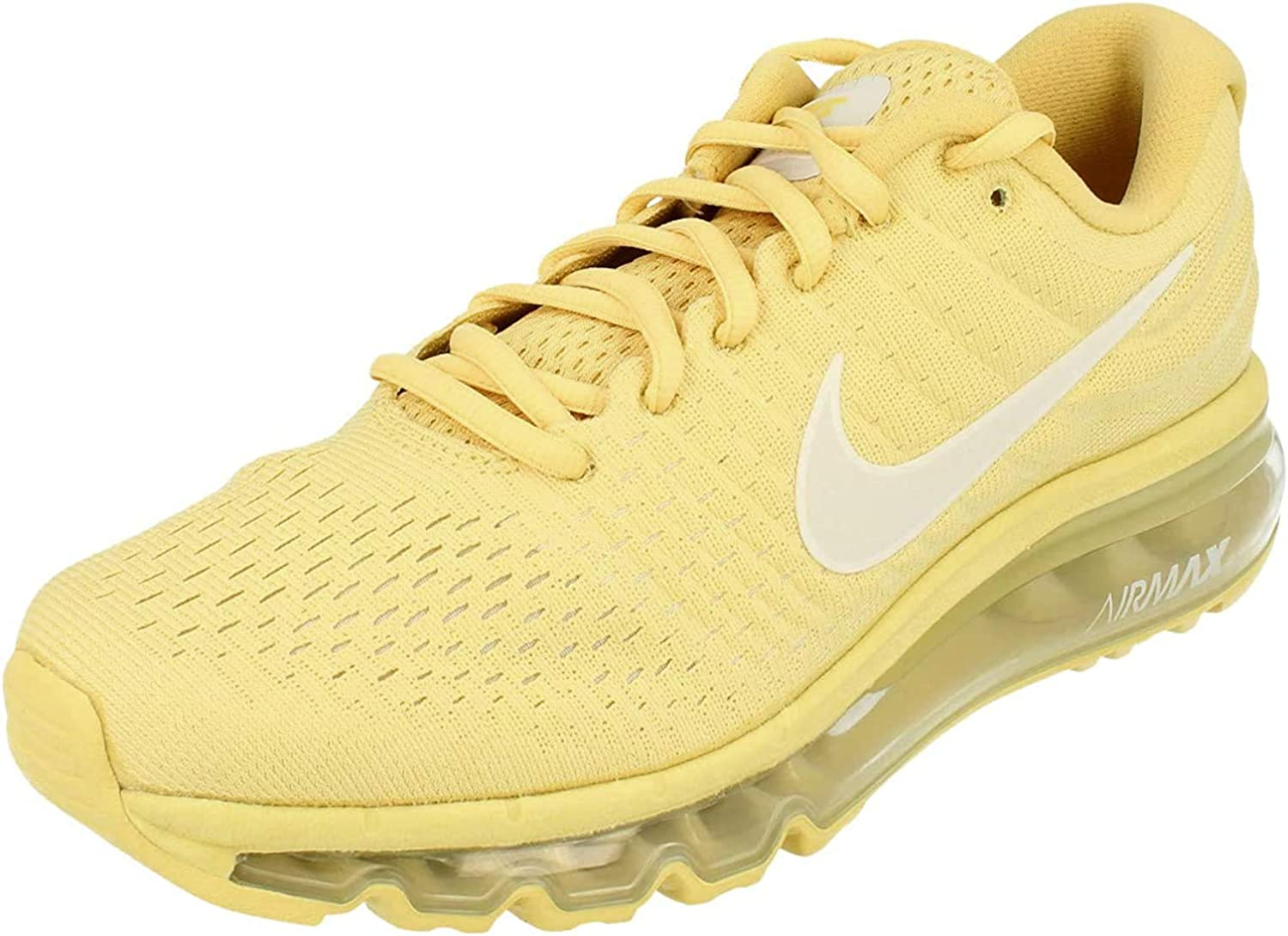 NIIKE Air MAX 2017 SE Lemon Wash/Pure Platinium, Zapatillas de ...