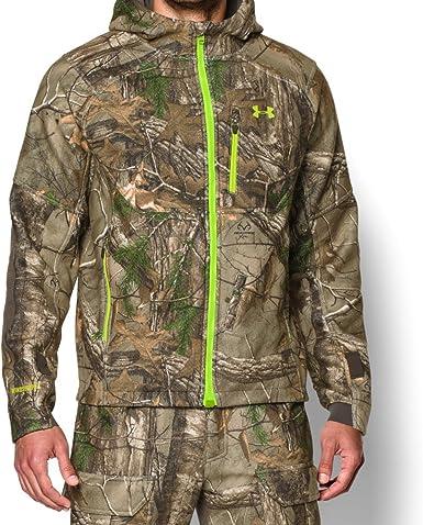 escena Chaise longue ornamento  Amazon.com: Under Armour Gore-Tex Windstopper Jacket - Men's Realtree Ap  Xtra/Velocity XXL: Clothing