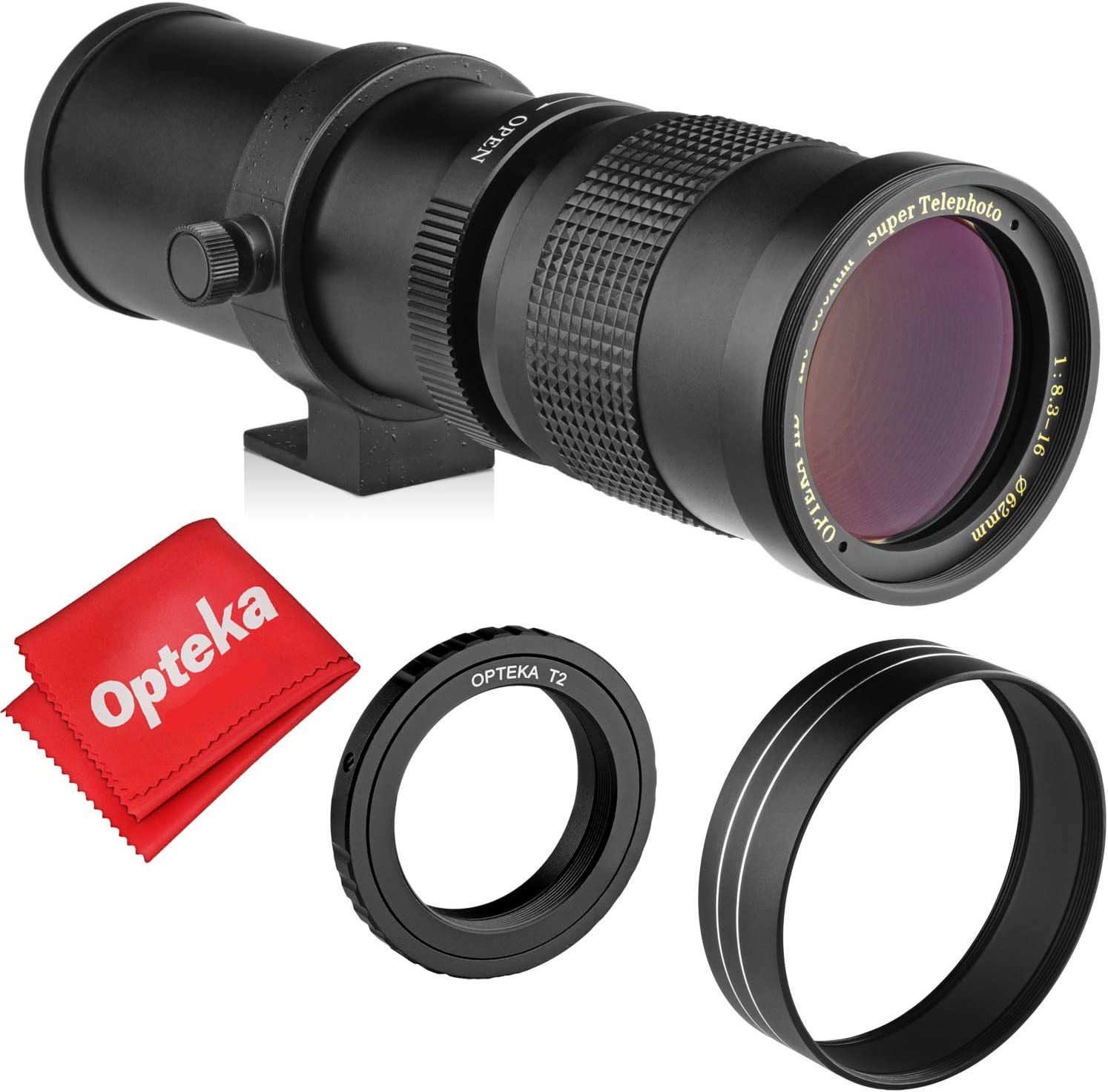 Gadget Place C mount Lens Adapter for Panasonic Lumix DMC-GX8 DMC-G7 DMC-GF7 DMC-GH4 DMC-GM1 DMC-GX7 DMC-G6 DMC-GF6 DMC-GH3