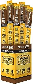 product image for Tillamook Country Smoker Real Hardwood Smoked Original Beef Stick, 1.25-oz, 24 Count