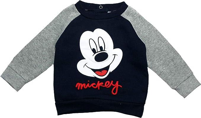 Sudadera con Capucha para ni/ño Mickey Mouse