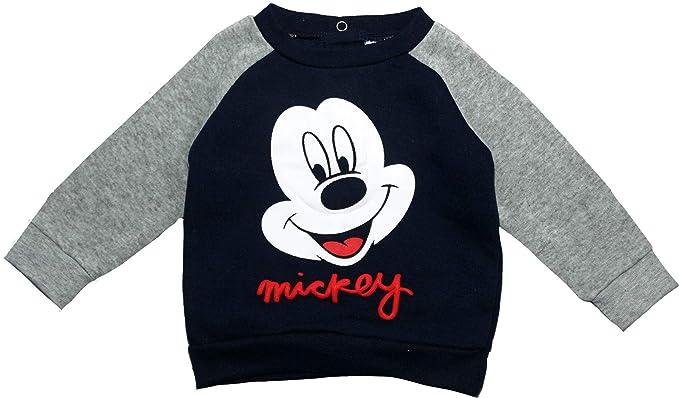 Mickey Mouse - Sudadera con Capucha - para niño: Amazon.es ...