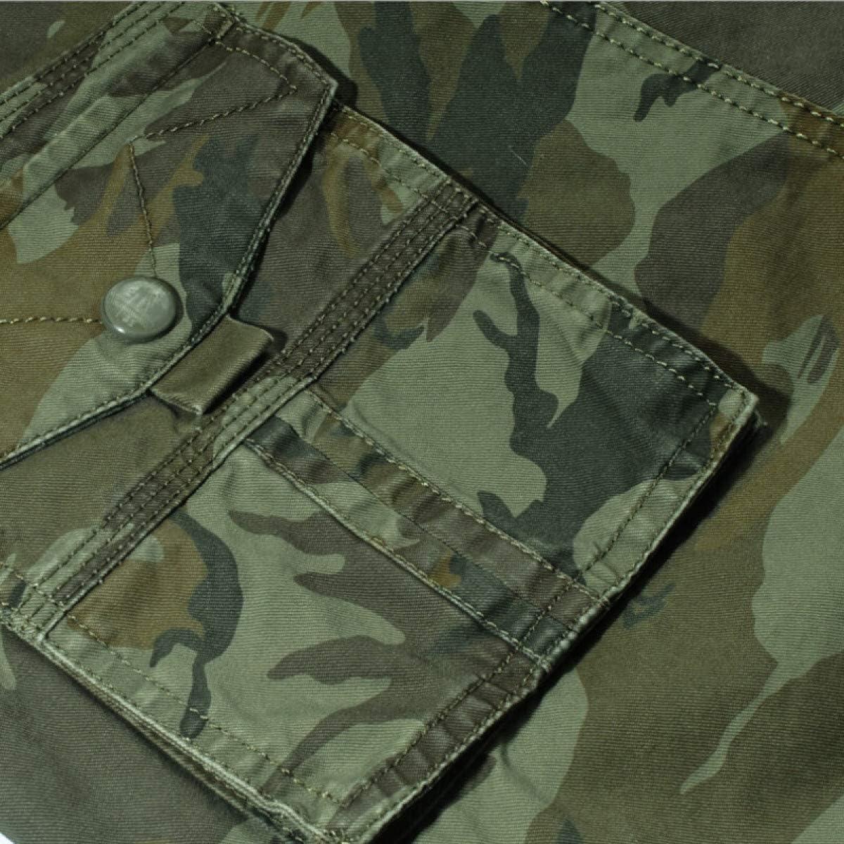 FLAMINGO/_STORE Cargo Shorts Mens Casual Shorts Male Loose Work Shorts Man Military Short Pants