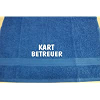 Kart Betreuer; Badetuch Sport