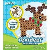 Perler Beads Fused Bead Kit - Reindeer