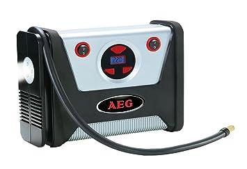 AEG Automotive 005122 Compresor Programable, 12V Norme: Amazon.es: Coche y moto