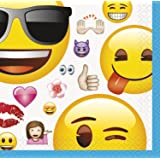 Emoji Beverage Napkins, 16ct