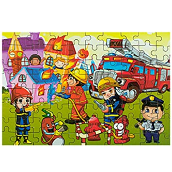 Rocita Juego Puzzles Ninos Infantiles 3 Anos Rompecabezas De Madera