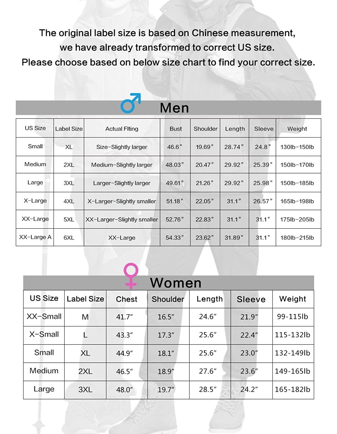Amazon cior men and women snow jacket windproof waterproof amazon cior men and women snow jacket windproof waterproof ski jackets winter hooded mountain fleece outwear clothing nvjuhfo Images