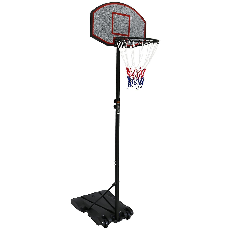 2.1m Oypla Professional Kids Adjustable Portable Basketball Net Set 1.7m
