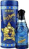 Versace Blue Jeans Versus Eau De Toilette Natural Fragrance Spray For Him 75ml