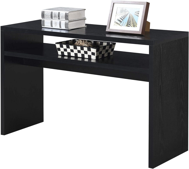Espresso Convenience Concepts Northfield Deluxe Console Table