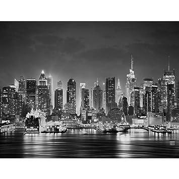 Tapisserie Photo New York 352 X 250 Cm Laine Papier Peint Salon Chambre Bureau Couloir Décoration Peinture Murale Décor Mural Moderne 100 Fabriqué
