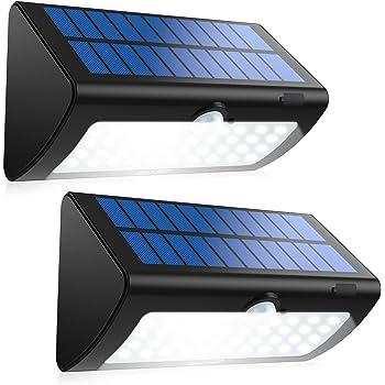 Motion Sensor Solar Light Outdoor Zanflare 71 Led Solar