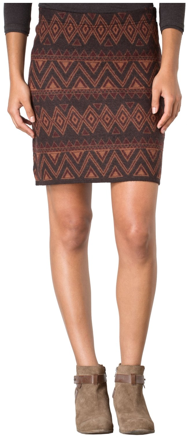 Toad&Co Diamond Sweater Skirt - Women's Buffalo Small
