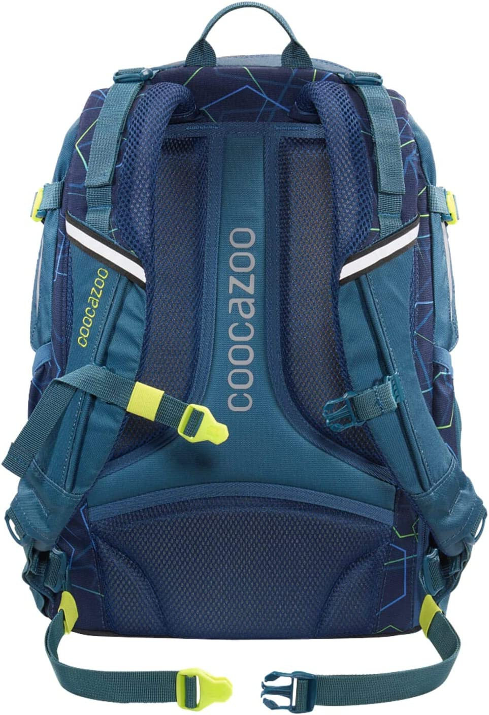 Coocazoo School Backpack JobJobber 3 Match Patch Polyester 30 I