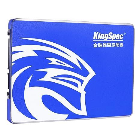 KingSpec SSD 32 GB MLC 2.5 pulgadas SATA II disco duro interno de ...