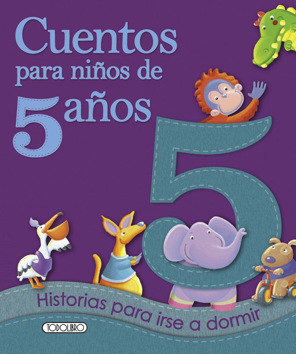 libros infantiles ninos 5 anos