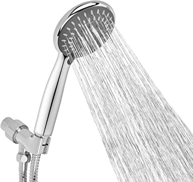 Shower Head Handheld Rain Bathroom Multi Functional Massage Convenient