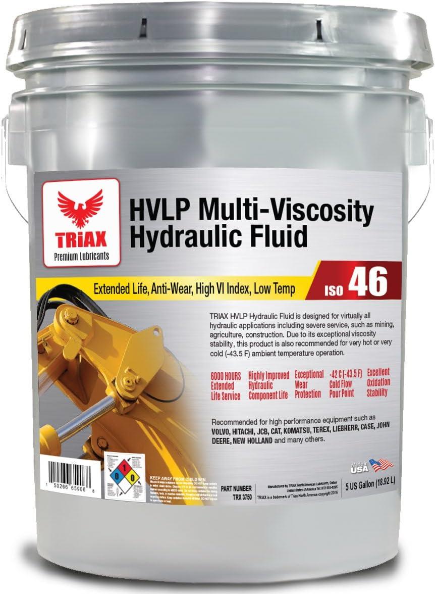 Triax HVLP pistola de multi-viscosity hidráulico ISO VG 46 ...