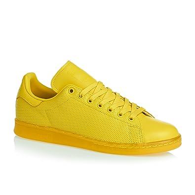 a0fd275c15be adidas Originals Stan Smith Adicolor Mens Sneaker Yellow S80247, Size 40