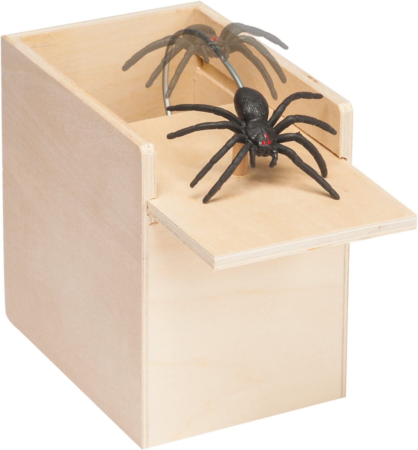 The Paragon Spider Surprise - Hucha con Forma de araña: Amazon.es: Juguetes y juegos