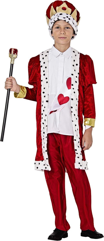 Costumizate! Disfraz de Principe de Corazones Talla 7-9 Especial ...