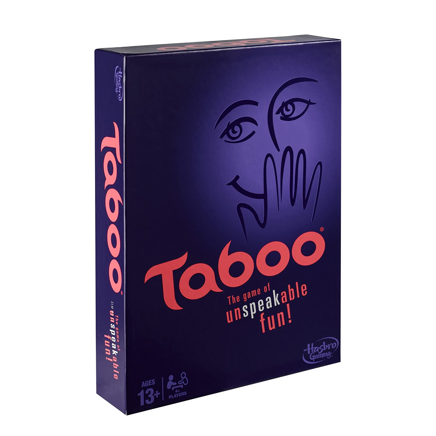 Amazon Com Taboo Board Game Toys Games