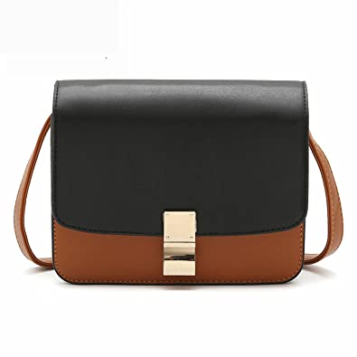Hollday-store Luxury Handbags Women Bags Designer Shoulder Bags for Bolsa  Feminina,Brown 0feffdf86d