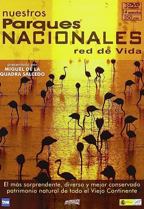 Nuestros Parques Nacionales Red De Vida [DVD]: Amazon.es: Varios, Antonio Domingo Zamora: Cine y Series TV