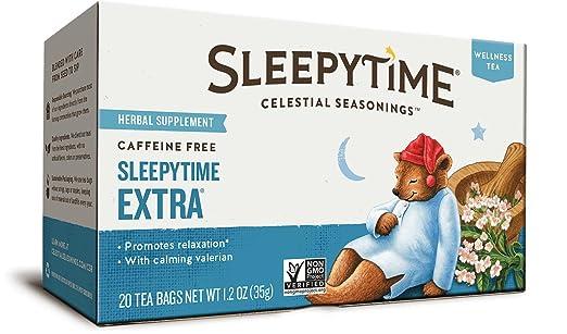 Celestial Seasonings, Tea, Sleepytime Extra, 20 ct