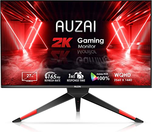 AUZAI 2K Gaming Monitor review