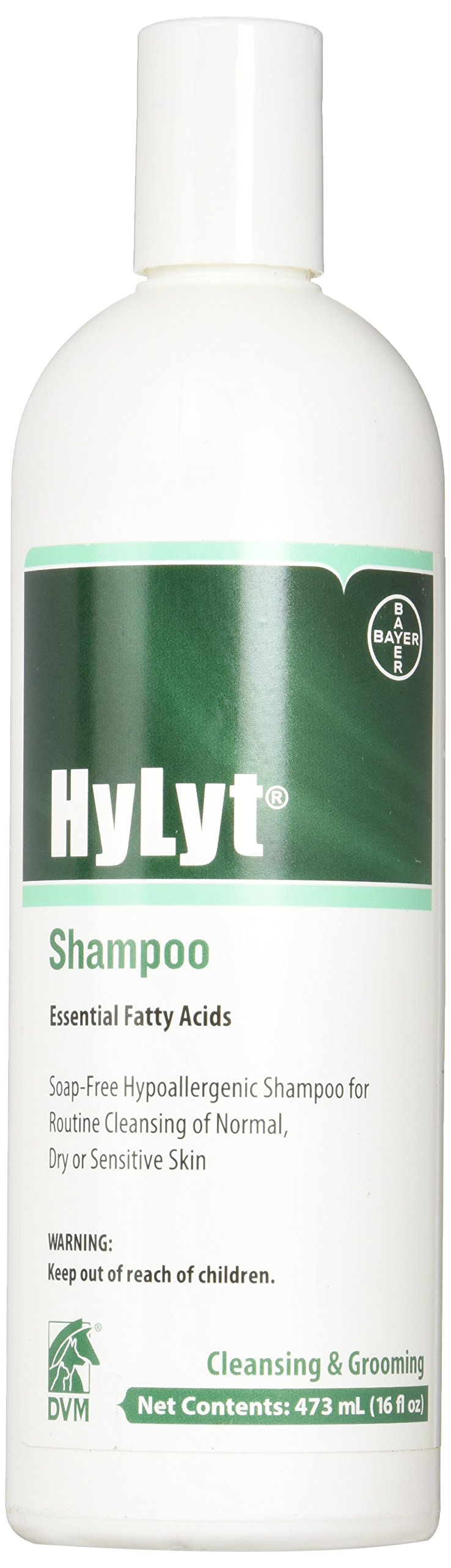 DVM PHARMACEUTICALS Hylyt Shampoo for Pets, 16-Ounce