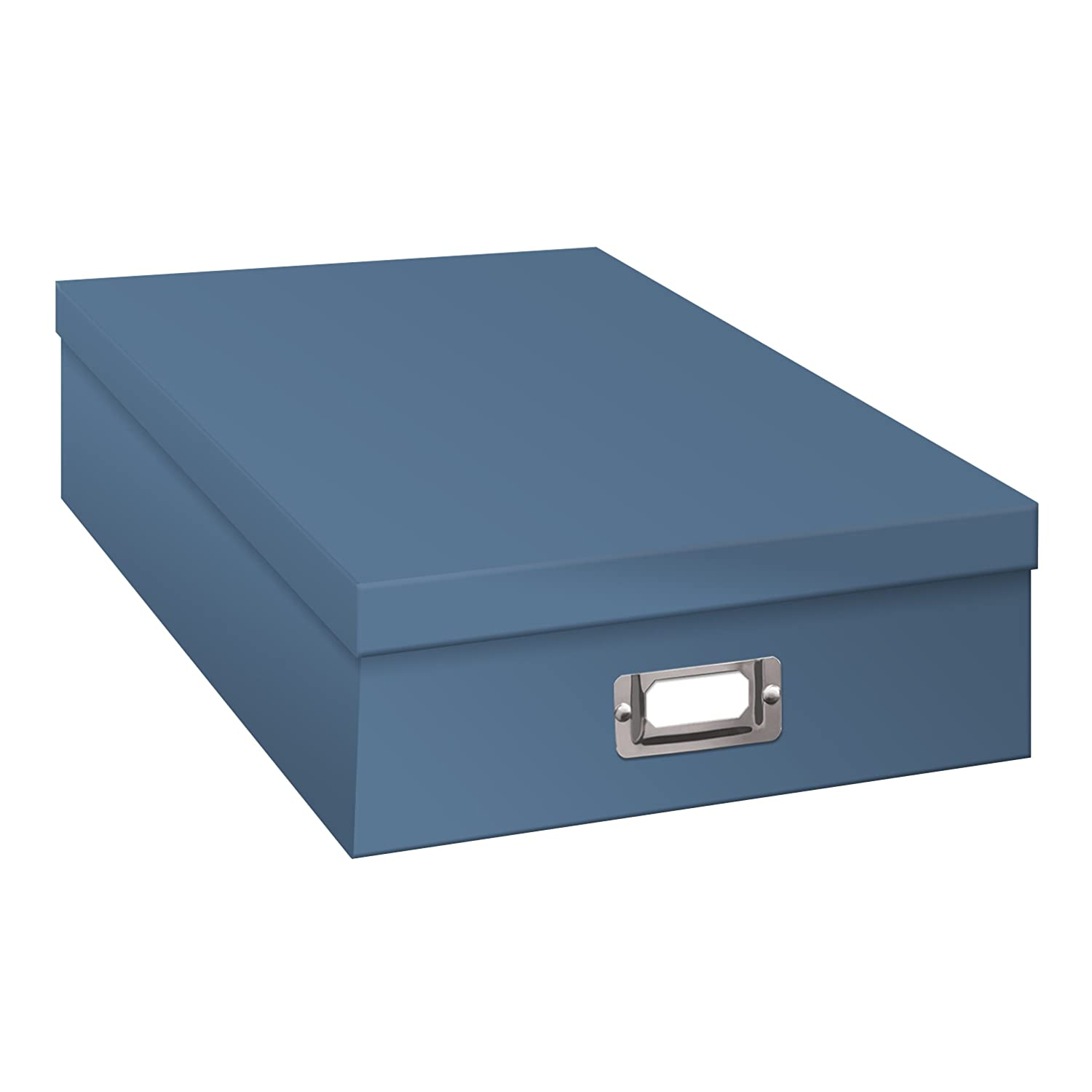Pioneer Photo Albums Jumbo Scrapbook Storage Box, Spring Green OB-12/SGN/A