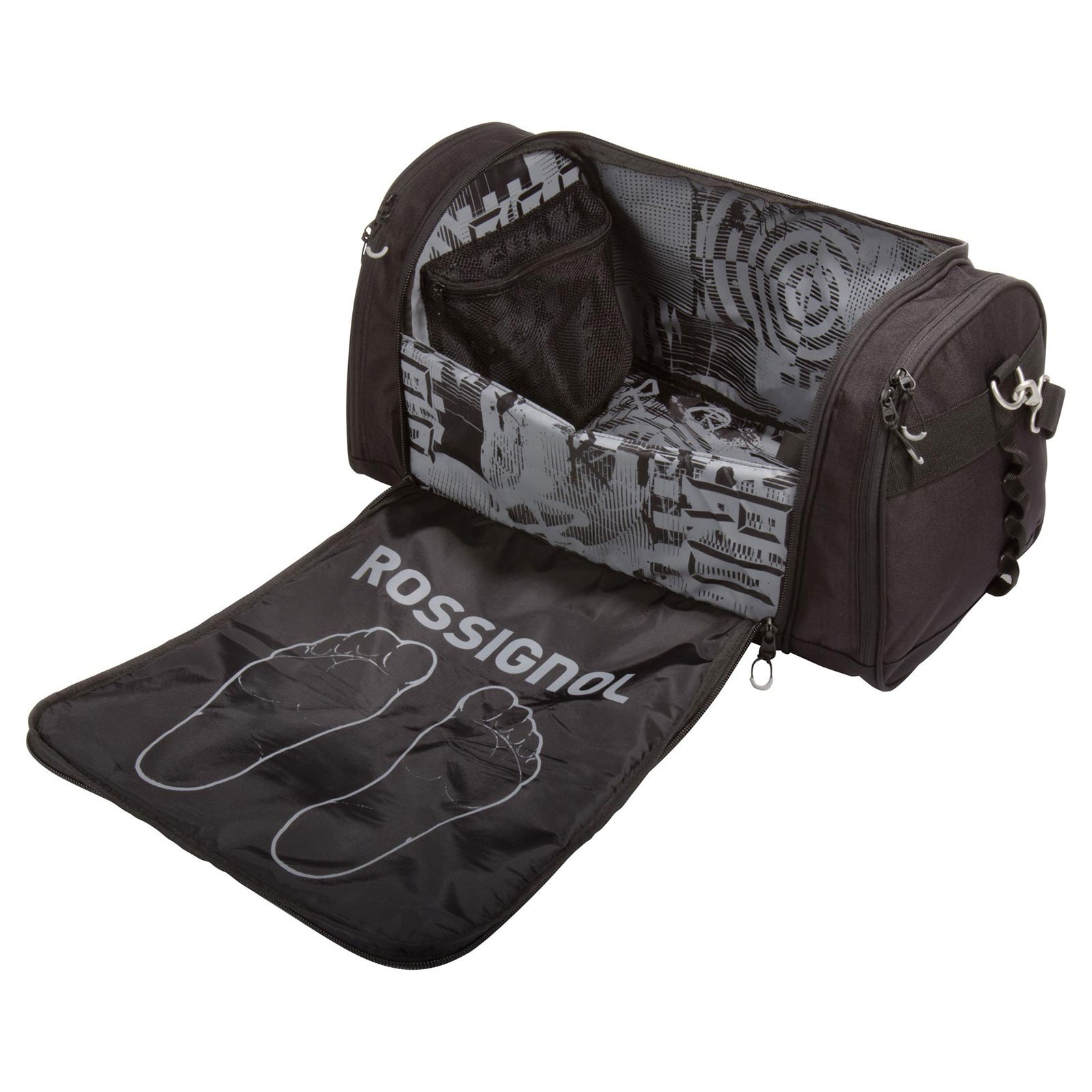 Rossignol Little Mudder Gear and Boot Bag Black