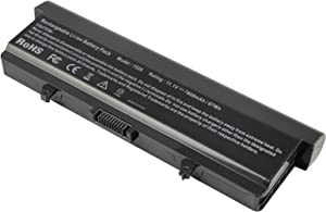 High Capacity GP952 Laptop Battery for Dell Inspiron 1525 1526 1545 PP29L PP41L; Fits GW240 X284G RN873 M911 M911G [9-Cell / 7800mAh/87Wh]