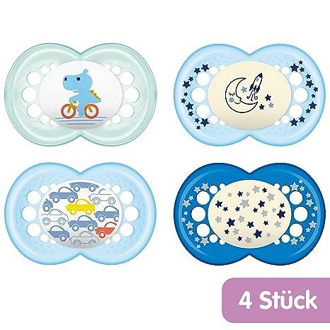 MAM Baby Products 99970111 Día y Noche Chupete - Establecer ...