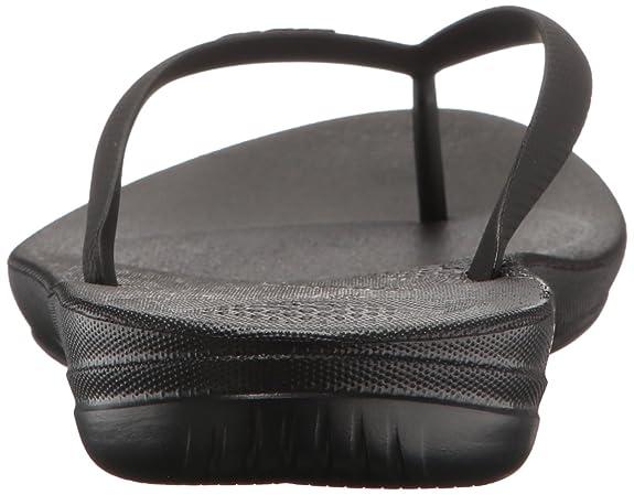 3c4641b3a Fitflop Men s iQushion Ergonomic Flip-flops Open Toe Sandals  Amazon.co.uk   Shoes   Bags