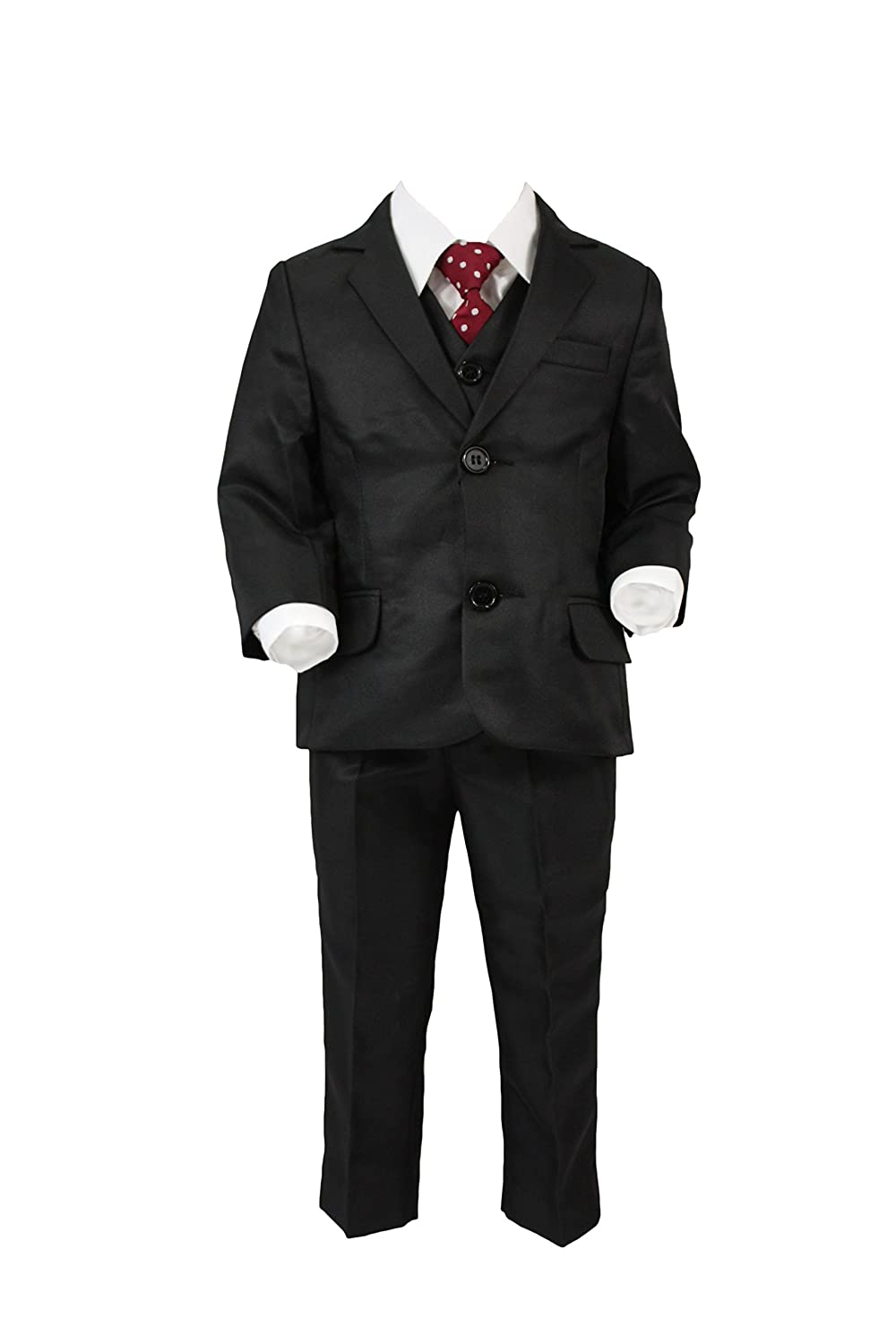Boys Wedding Black Suit, Proms, Cruises & Party's 6 months - 15 years