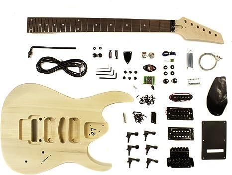 Heavy Metal guitarra eléctrica – Kit de bricolaje proyecto de ...