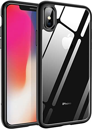 Syncwire UltraRock iPhone X Case, iPhone X Protective Cover with Advanced Drop Protection and Air Cushion Safeguard Technology for Apple iPhone X/10 ...