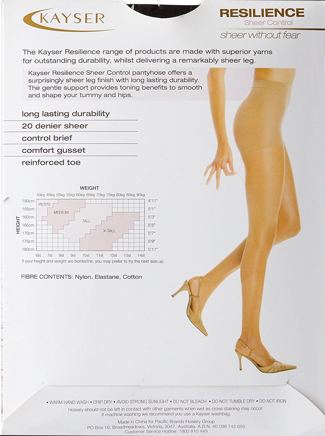 Good interlocutors Figure pantyhose resilience simply