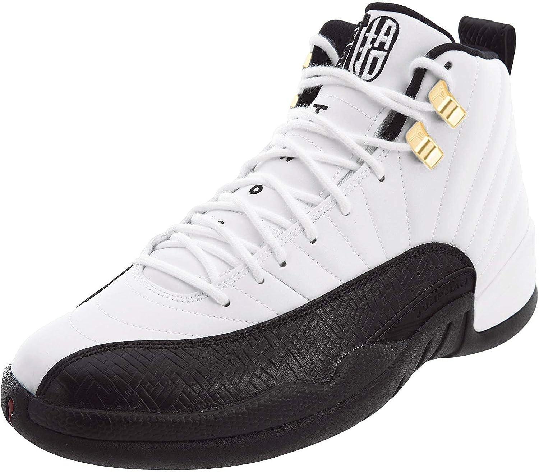 Amazon.com: Nike niños Air Jordan 12 Retro (GS)
