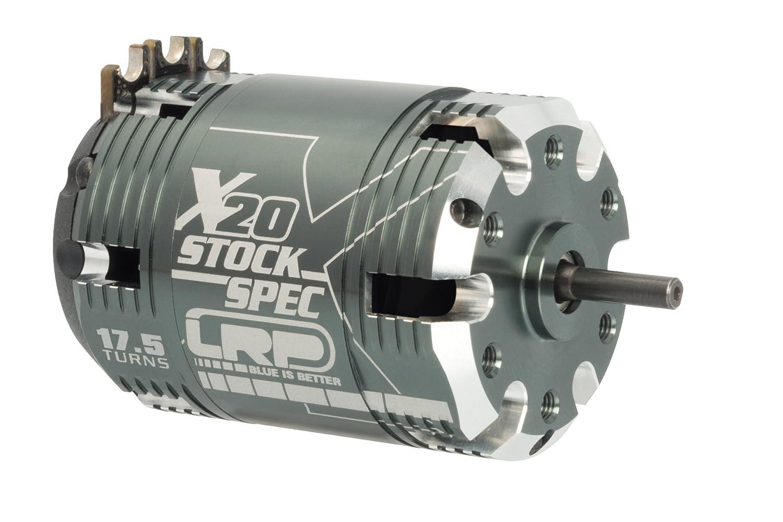 hasta un 70% de descuento LRP LRP LRP Electronic 50854 – Vector X20 BL Stock Spec, 17.5t  artículos de promoción
