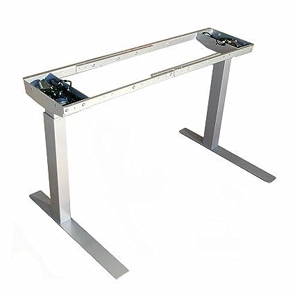 Abstracto II - eléctrico base de altura ajustable para escritorio ...