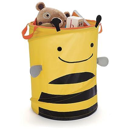 Skip Hop Zoo Bee - Cesto de almacenamiento